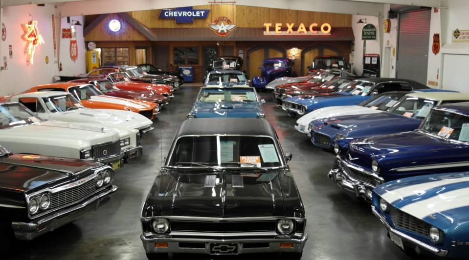 Memory Lane Classic Cars Portland Oregon